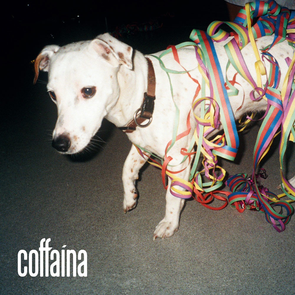 Coffaina Stickers: Dog